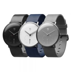 Xiaomi Mijia Quartz Smartwatch 3ATM crni - image Xiaomi-Mijia-Quartz-Smartwatch-Pedometer-Black-689939--300x300 on https://smartmall.hr