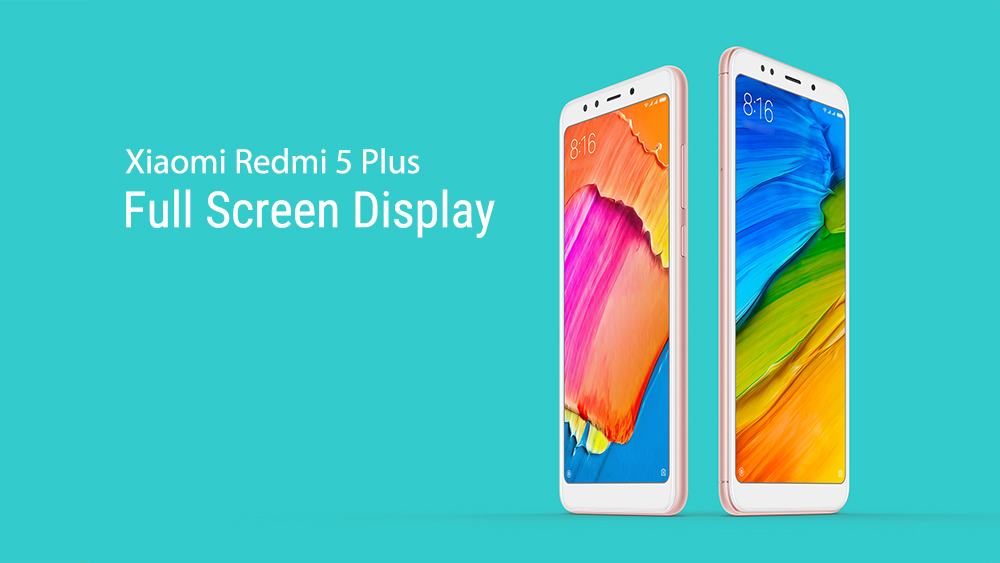 Xiaomi Redmi 5 Plus Smartphone MIUI 9 4GB 64GB- crna - image Xiaomi-Redmi-5-Plus-5-99-Inch-3GB-32GB-Smartphone-Gold-20171213151422915 on https://smartmall.hr