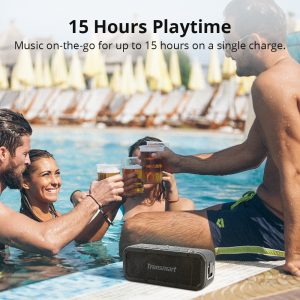 Tronsmart Element Force 40W Bluetooth zvučnik IPX7 Otporan na vodu TWS & NFC Deep Bass 15 sati Playtime - image cc97b9ec-407d-4c08-81f8-b950c0515d73-300x300 on https://smartmall.hr
