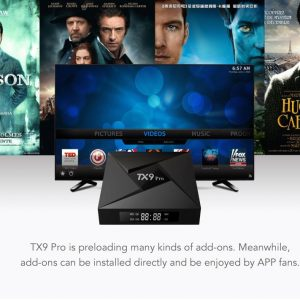 TANIX TX9 PRO 3 GB / 32 GB TV BOX Android - image cdbe5ebc-390c-40c5-8743-f33d34219d1d-300x300 on https://smartmall.hr