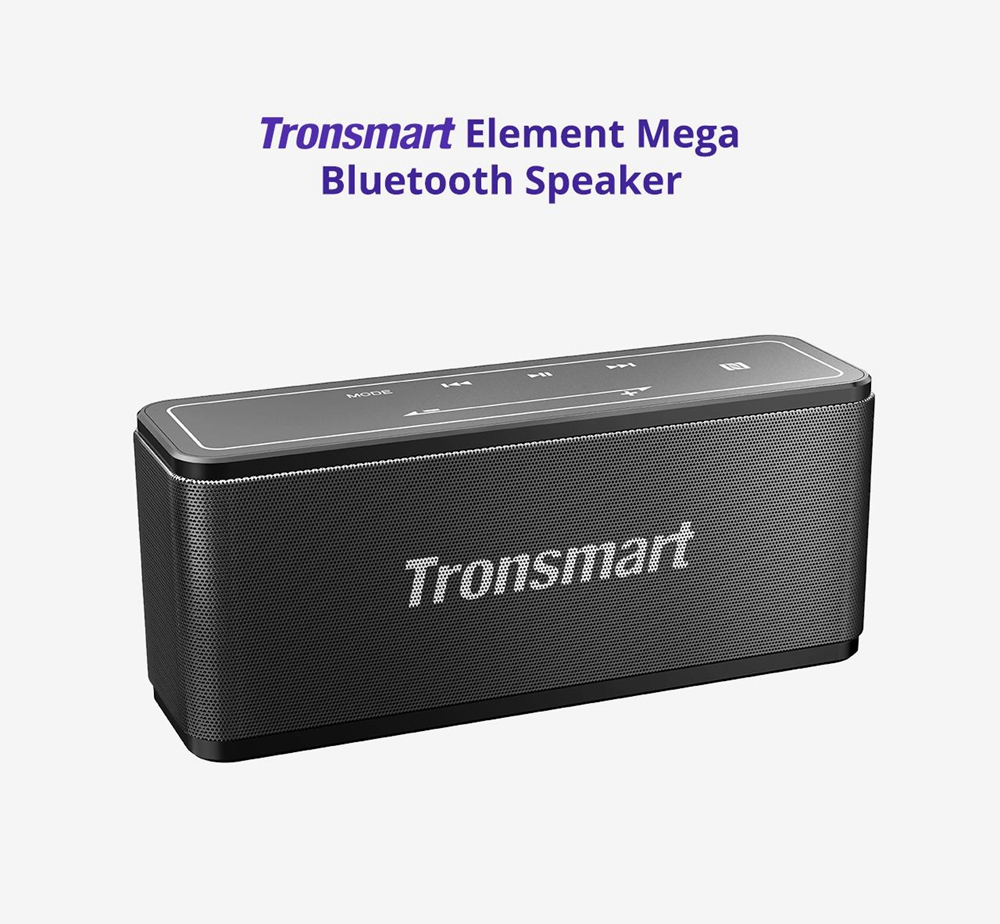 Tronsmart Element Mega 40W Bluetooth zvučnik s 3D digitalnim zvukom TWS - crna - image edcc0440-4d8b-42cc-b36a-425fa8b5e9c1 on https://smartmall.hr
