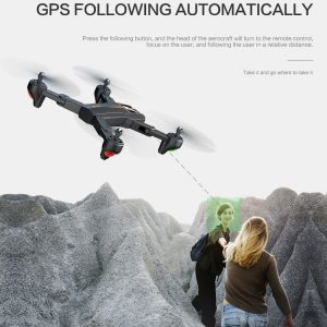 Dron VISUO XS812 GPS 5G WiFi 5MP FPV RC Quadcopter - RTF - image fae5aee8-b53b-4159-bf1f-c689b93520b9-300x300 on https://smartmall.hr