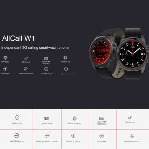 ALLCALL W1 3G Smartwatch telefon Android GPS Bluetooth - image geekbuying-ALLCALL-W1-Smartwatch-Siliver-451843--300x300 on https://smartmall.hr