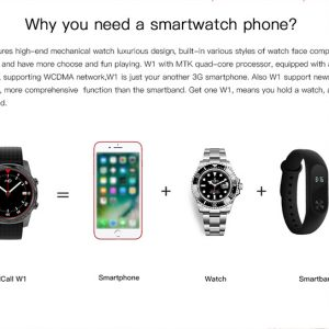 ALLCALL W1 3G Smartwatch telefon Android GPS Bluetooth - image geekbuying-ALLCALL-W1-Smartwatch-Siliver-451845--300x300 on https://smartmall.hr