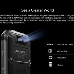 Blackview BV9500 5,7  4G LTE Smartphone Helio P23 4GB 64GB 16,0MP - crna - image geekbuying-Blackview-BV9500-5-7-Inch-4GB-64GB-Smartphone-Black-580361--300x300 on https://smartmall.hr