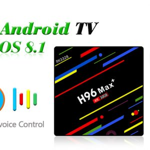 TV BOX H96 MAX + Android 8.1 RK3328 KODI 17.6 4 GB / 32 GB 4K - image geekbuying-H96-MAX-Android-8-1-RK3328-4GB-32GB-TV-BOX-605611--300x300 on https://smartmall.hr