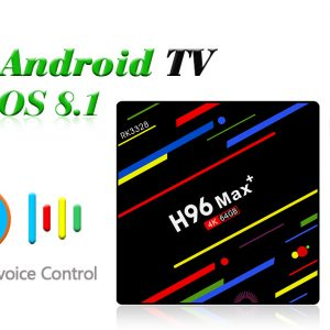 H96 MAX + Android 8.1 RK3328 KODI 17.6 4 GB / 64 GB 4K TV BOX - image geekbuying-H96-MAX-Android-8-1-RK3328-4GB-64GB-TV-BOX-605748--300x300 on https://smartmall.hr