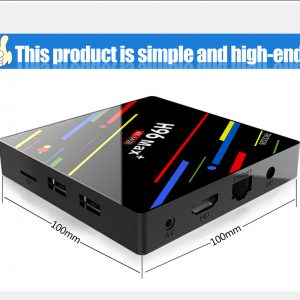 H96 MAX + Android 8.1 RK3328 KODI 17.6 4 GB / 64 GB 4K TV BOX - image geekbuying-H96-MAX-Android-8-1-RK3328-4GB-64GB-TV-BOX-605825--300x300 on https://smartmall.hr