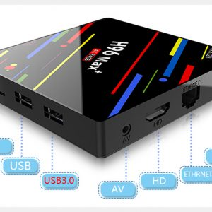 H96 MAX + Android 8.1 RK3328 KODI 17.6 4 GB / 64 GB 4K TV BOX - image geekbuying-H96-MAX-Android-8-1-RK3328-4GB-64GB-TV-BOX-605827--300x300 on https://smartmall.hr
