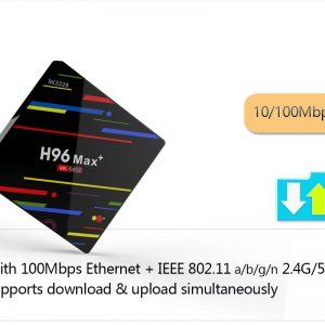 H96 MAX + RK3328 Android 8.1 4GB / 64GB TV BOX  Android - image geekbuying-H96-MAX-RK3328-Android-8-1-4GB-64GB-TV-BOX-589529--300x300 on https://smartmall.hr