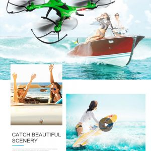 Quadcopter JJRC H31 2.4G 4CH 6Axis RC Quadcopter RTF - zelena - image geekbuying-JJRC-H31-Waterproof-RC-Quadcopter-377474--300x300 on https://smartmall.hr