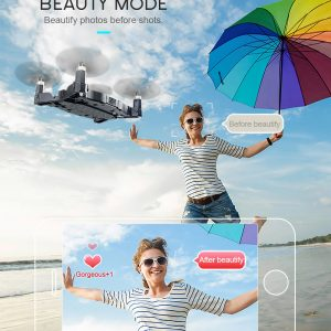 JJRC H49 SOL WIFI dron s kamerom RC Quadcopter - crna - image geekbuying-JJRC-H49-SOL-720P-WIFI-FPV-Foldable-Selfie-Drone-Black-441815--300x300 on https://smartmall.hr
