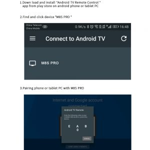 TV prijemnik MECOOL M8S PRO Android TV OS 3GB DDR4 32GB - image geekbuying-MECOOL-Android-TV-OS-3GB-DDR4-S912-TV-Box-with-Voice-Remote-520022--300x300 on https://smartmall.hr