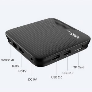 TV prijemnik MECOOL M8S PRO Android TV OS 3GB DDR4 32GB - image geekbuying-MECOOL-Android-TV-OS-3GB-DDR4-S912-TV-Box-with-Voice-Remote-520024--300x300 on https://smartmall.hr