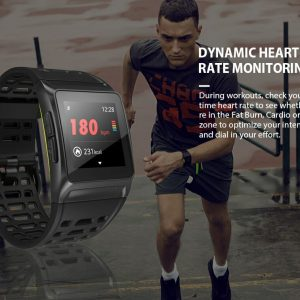 Makibes BR1 Smartwatch  Strava IPS zaslon u boji osjetljiv na dodir GPS IP67 - image geekbuying-Makibes-BR1-Smartwath-Black-483302--300x300 on https://smartmall.hr