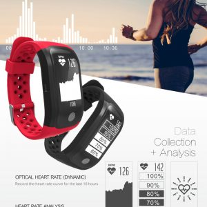 Makibes G03 Smart ručni sat IP68  Sport Tracker GPS Heart Rate Monitor Fitness Narukvica - image geekbuying-Makibes-G03-Smart-Bracelet-Black-422124--300x300 on https://smartmall.hr