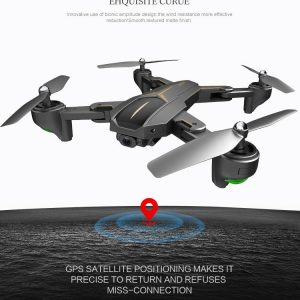 Dron VISUO XS812 GPS 5G WiFi 5MP FPV RC Quadcopter sklopivi - image geekbuying-VISUO-XS812-GPS-5G-WiFi-5MP-FPV-Foldable-RC-Drone-RTF-Two-Battery-633348--300x300 on https://smartmall.hr