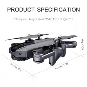 Dron VISUO XS812 GPS 5G WiFi 5MP FPV RC Quadcopter sklopivi - image geekbuying-VISUO-XS812-GPS-5G-WiFi-5MP-FPV-Foldable-RC-Drone-RTF-Two-Battery-633360--300x300 on https://smartmall.hr