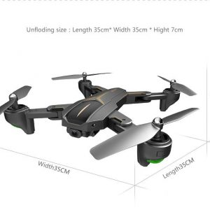 Dron VISUO XS812 GPS 5G WiFi 5MP FPV RC Quadcopter sklopivi - image geekbuying-VISUO-XS812-GPS-5G-WiFi-5MP-FPV-Foldable-RC-Drone-RTF-Two-Battery-633361--300x300 on https://smartmall.hr