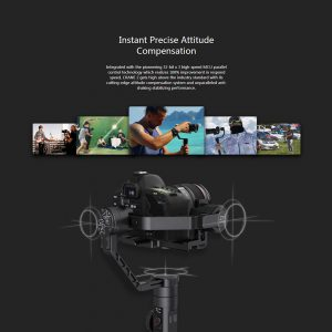 ZHIYUN Crane 2 ručni stabilizator kamere - crni - image geekbuying-ZHIYUN-Crane-2-3-Axis-Brushless-Handheld-Stabilizer-Black-456226--300x300 on https://smartmall.hr