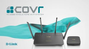 D-Link Covr AC3900 Whole Home Wi-FiSys
