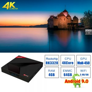 TV BOX X88 MAX + Android 9.0 4GB / 64GB RK3328 4K - image 0ea6b61a-70f1-4611-b42c-1baf81af92e2-300x300 on https://smartmall.hr
