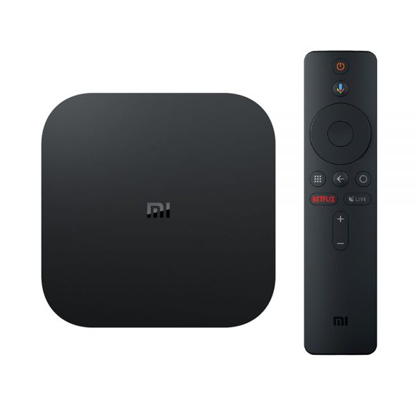 XIAOMI Mi Box S Android 8.1 Netflix 4K 2GB / 8GB 4K TV BOX s glasovnim daljinskim Dolby DTS Google  Chromecastom AC WiFi Bluetooth - image 201811801347231m6p72qd.jpg-600x600 on https://smartmall.hr