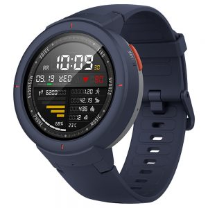 Xiaomi HUAMI AMAZFIT Pace Smart Sport Watch  Strava Bluetooth 4.0 WiFi Dual Core 1.2GHz 512MB RAM 4GB ROM GPS brzina otkucaja srca Info Push - crna - image 413468-300x300 on https://smartmall.hr