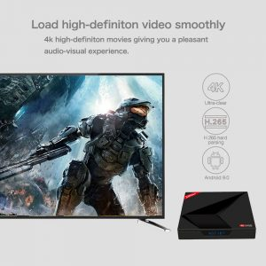 TV BOX X88 MAX + Android 9.0 4GB / 64GB RK3328 4K - image 697d98db-f2f3-468f-8d43-703d4fe44a23-300x300 on https://smartmall.hr