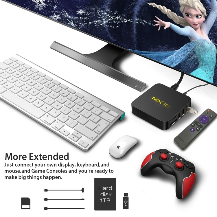 Android TV BOX - MX10 RK3328 | 4GB - 64GB | Android 9.0 - KODI 18.0 | 4K | - image 765e9c79-c865-4919-b37e-f3fc1528b556 on https://smartmall.hr