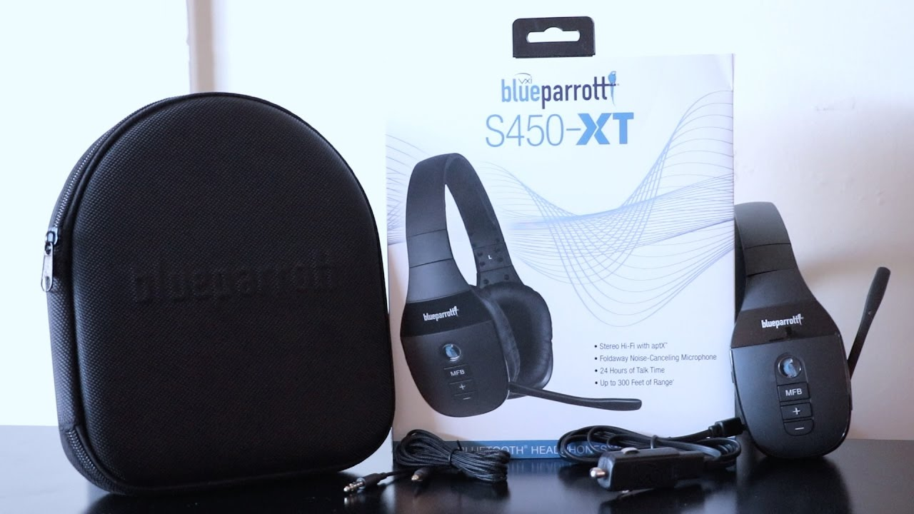 Blue Parrott S450-XT bluetoth
