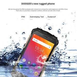 Smartphone 4GB LTE MT5605T 4GB 32GB 16.0MP  - crna - image DOOGEE-S60-Lite-5-2-Inch-4GB-32GB-Smartphone-Silver-20181213165245444-300x300 on https://smartmall.hr