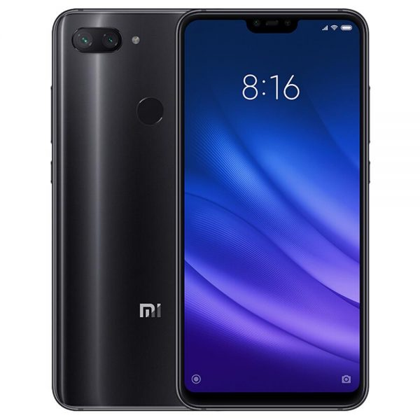 Smartphone Xiaomi Mi 8 Lite 6,26 inča 4G LTE Smartphone Snapdragon 660 6GB 128GB 12.0MP - Midnight Black - image Global-Version-Xiaomi-Mi-8-Lite-6GB-128GB-Smartphone-Deep-Space-Gray-763743--600x600 on https://smartmall.hr