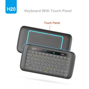 H20 Touchpad Mini 2.4G bežična tipkovnica za TV Box / Pad / Laptop / PC - crna - image H20-White-Backlight-Full-Screen-Touchpad-2-4G-Wireless-Keyboard-20180330093452633-300x300 on https://smartmall.hr