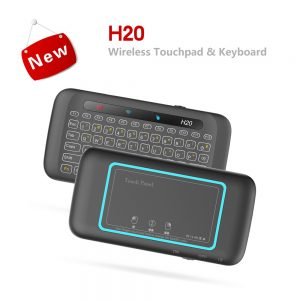 H20 Touchpad Mini 2.4G bežična tipkovnica za TV Box / Pad / Laptop / PC - crna - image H20-White-Backlight-Full-Screen-Touchpad-2-4G-Wireless-Keyboard-578263--300x300 on https://smartmall.hr