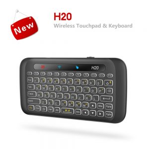 H20 Touchpad Mini 2.4G bežična tipkovnica za TV Box / Pad / Laptop / PC - crna - image H20-White-Backlight-Full-Screen-Touchpad-2-4G-Wireless-Keyboard-578264--300x300 on https://smartmall.hr