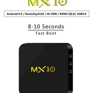 Android TV BOX - MX10 RK3328 | 4GB - 64GB | Android 9.0 - KODI 18.0 | 4K | - image MX10-RK3328-4GB-64GB-Android-8-1-TV-BOX-20190118111050485-300x300 on https://smartmall.hr
