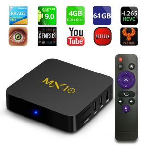 Android TV BOX - MX10 RK3328 | 4GB - 64GB | Android 9.0 - KODI 18.0 | 4K | - image MX10-RK3328-4GB-64GB-Android-8-1-TV-BOX-20190118111051807-300x300 on https://smartmall.hr