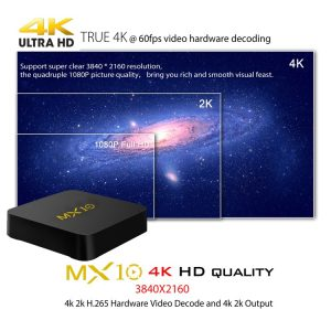 Android TV BOX - MX10 RK3328 | 4GB - 64GB | Android 9.0 - KODI 18.0 | 4K | - image MX10-RK3328-4GB-64GB-Android-8-1-TV-BOX-20190118111052842-300x300 on https://smartmall.hr