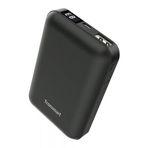 Tronsmart PB10 10000mAh Mini Baterijska banka s LED zaslonom za iPhone i sl. uređaje - image Tronsmart-PB10-Power-Bank-790560--300x300 on https://smartmall.hr