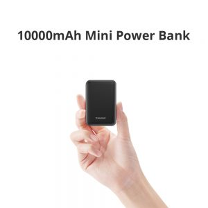Tronsmart PB10 10000mAh Mini Baterijska banka s LED zaslonom za iPhone i sl. uređaje - image Tronsmart-PB10-Power-Bank-790561--300x300 on https://smartmall.hr