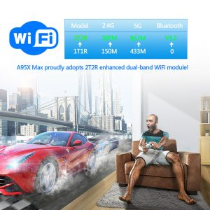 A95X MAX S905X2 4GB DDR4 64GB eMMC 4K Android 8.1 TV box SATA 2.5 SSD / HDD Dual Band WiFi Bluetooth Gigabit LAN USB3.0 - image geekbuying-A95X-MAX-S905X2-Android-8-1-4GB-64GB-TV-Box-720060--300x300 on https://smartmall.hr