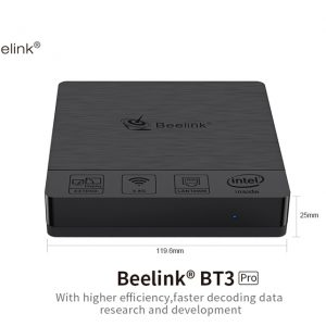 Beelink BT3 PRO II Intel Atom X5-Z8350 4GB / 64GB Mini PC Dual Band WIFI Gigabit LAN Bluetooth USB3.0 HDMI VGA - image geekbuying-Beelink-BT3-PRO-II-Intel-Atom-X5-Z8350-4GB-64GB-Mini-PC-629150--300x300 on https://smartmall.hr