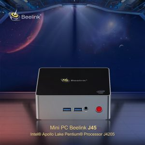 Beelink J45 Intel Apollo Lake Pentium J4205 8GB DDR4 256GB mSATA SSD Windows 10 Mini PC Dual Band WiFi Gigabit LAN USB USB3.0 * 4 HDMI * 2 2,5-inčni HDD - image geekbuying-Beelink-J45-Intel-J4205-8GB-256GB-Windows-10-Mini-PC-732035--300x300 on https://smartmall.hr