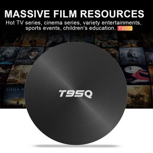 TV BOX T95Q Amlogic S905X2 Android 8.1 4GB DDR4 64GB - image geekbuying-T95Q-Amlogic-S905X2-Android-8-1-4GB-64GB-TV-Box-666182--300x300 on https://smartmall.hr