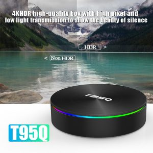 TV BOX T95Q Amlogic S905X2 Android 8.1 4GB DDR4 64GB - image geekbuying-T95Q-Amlogic-S905X2-Android-8-1-4GB-64GB-TV-Box-666184--300x300 on https://smartmall.hr