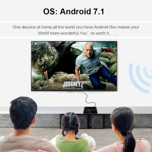 TV BOX X99 RK3399 4GB / 64GB Android 7.1 KODI 18.0 4K Bluetooth USB3.0 VP9 H.265 - image geekbuying-X99-RK3399-4GB-64GB-Android-7-1-TV-Box-663824--300x300 on https://smartmall.hr