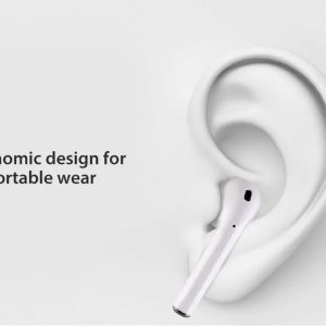 i10 TWS Bluetooth 5.0 TWS slušalice Bežićno punjenje 4 sata Radno vrijeme Stereo zvuk - bijela boja - image i10-TWS-Bluetooth-Binaural-Earbuds-White-20190102155830648-300x300 on https://smartmall.hr
