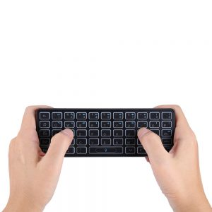 iPazzport Bluetooth Backlight Keyboard for Xiaomi