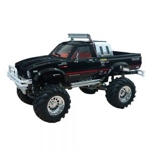 HG P407 2.4G 1:10 4WD Rally auto za TOYATO Pickup Truck RTR - crna - image HG-P407-Off-road-RC-Climbing-Car-OYATO-Pickup-Truck-RTR-Black-713310--300x300 on https://smartmall.hr